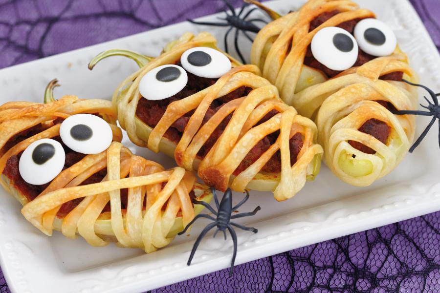 Guloseimas de Halloween: dicas e inspirações saudáveis