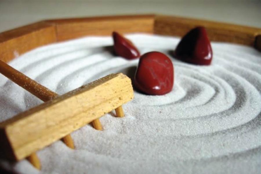 Minijardim japonês: o que é, como fazer e fotos inspiradoras
