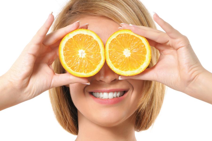 Alimentos para a saúde dos olhos