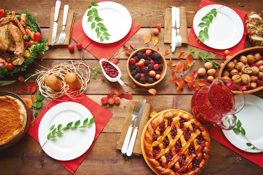 Cardápio de Natal: opções para montar uma ceia saudável