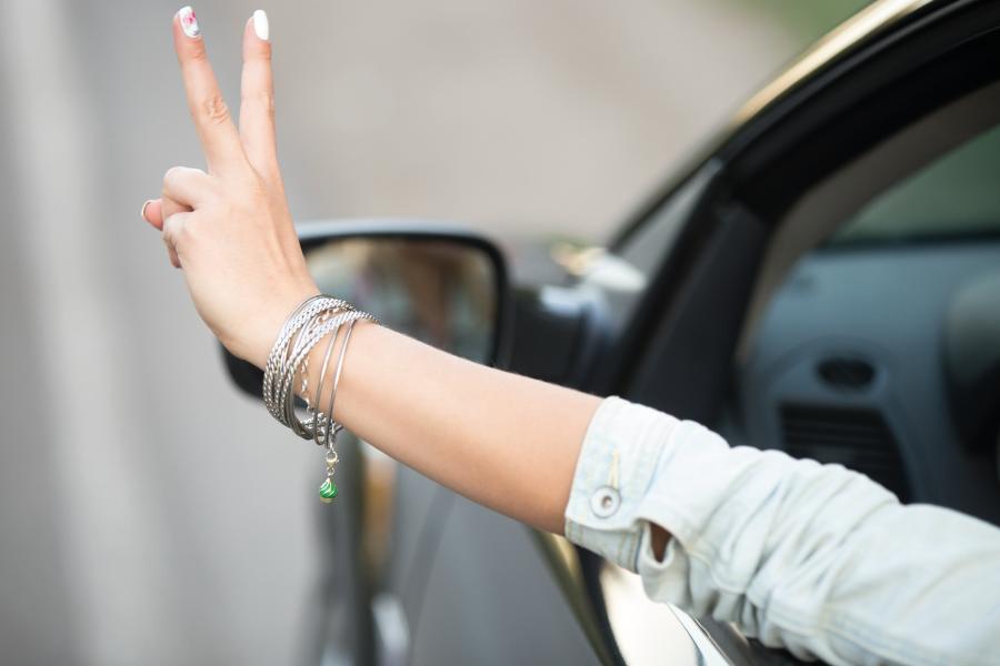 10 Atitudes para evitar o estresse no trânsito