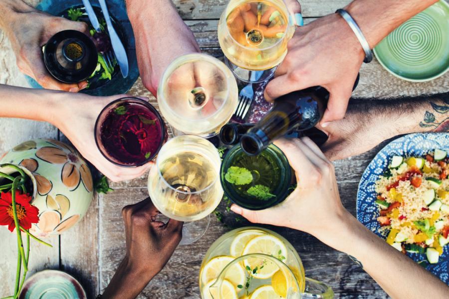 Happy hour: como manter a dieta