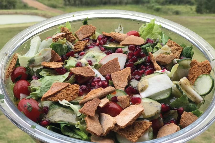 Salada Fattoush