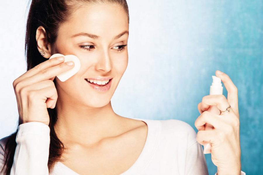 Dica prática: tônico facial antienvelhecimento caseiro