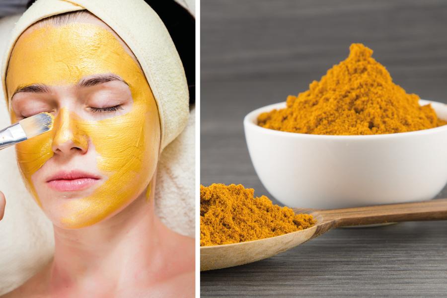 Cúrcuma para beleza: benefícios e receitas de máscaras