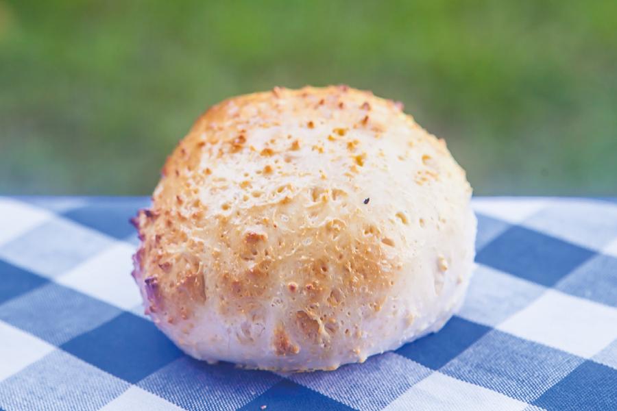 Pão de leite fácil