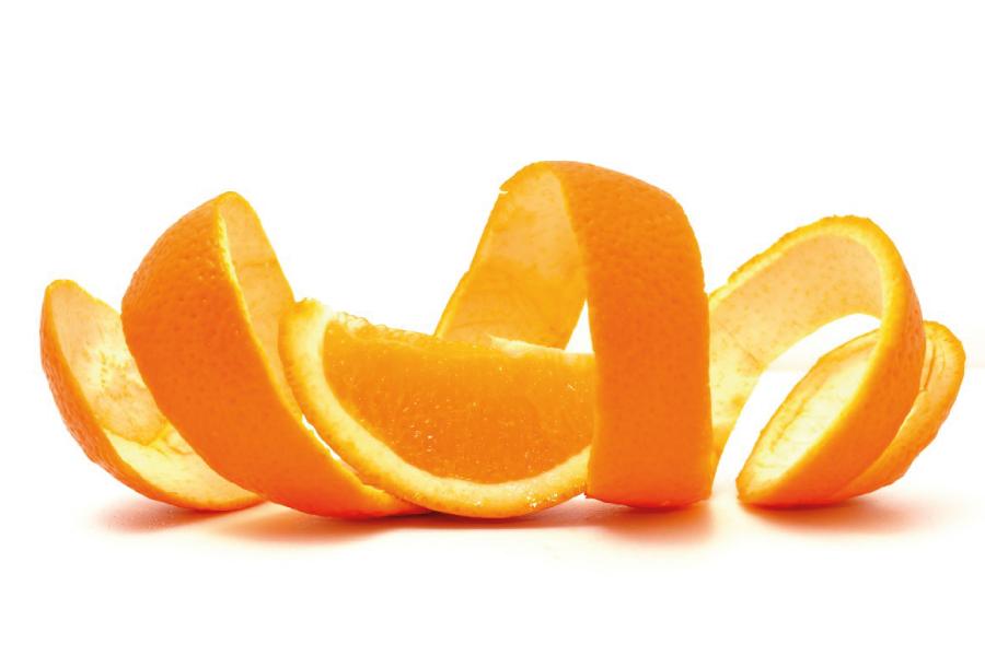 Purifique sua casa: limpeza de energias com cascas de laranja