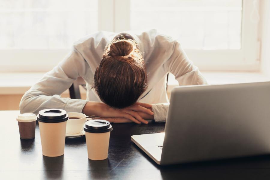 10 Sintomas de esgotamento emocional