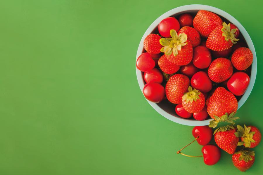 Alimentos vermelhos: a importância para saúde