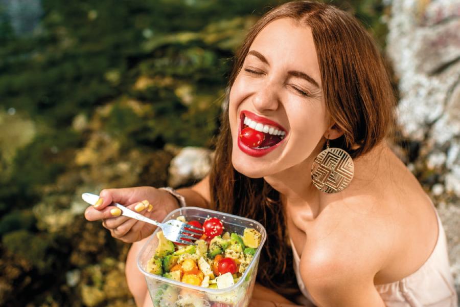 Fibromialgia: usando a alimentação como aliada