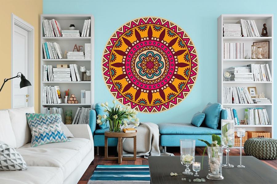 Mandalas: decoração com significado