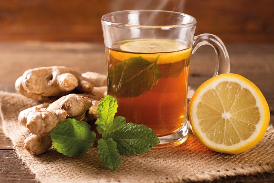 4 Chás emagrecedores para perder barriga