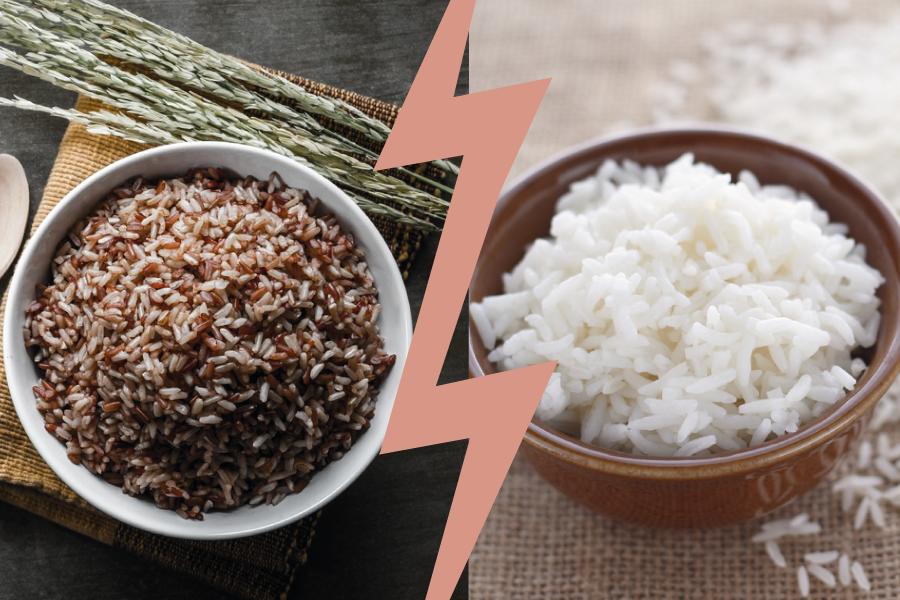 Batalha dos Alimentos: arroz integral é realmente melhor que arroz branco?