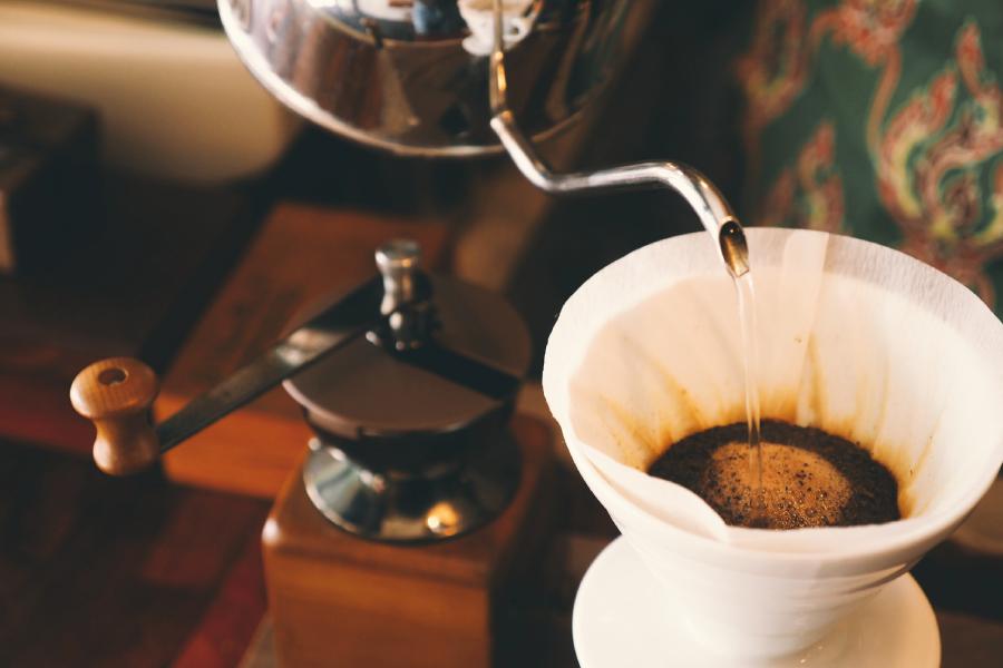 6 Passos simples para fazer o melhor café coado do mundo
