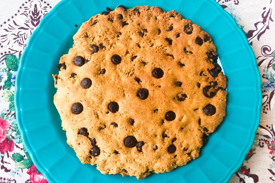 Cookie gigante – o Cookão