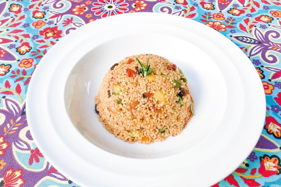 Couscous marroquino