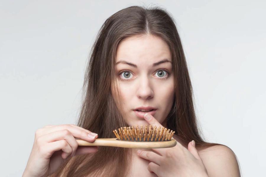 Tratamentos naturais para queda de cabelo