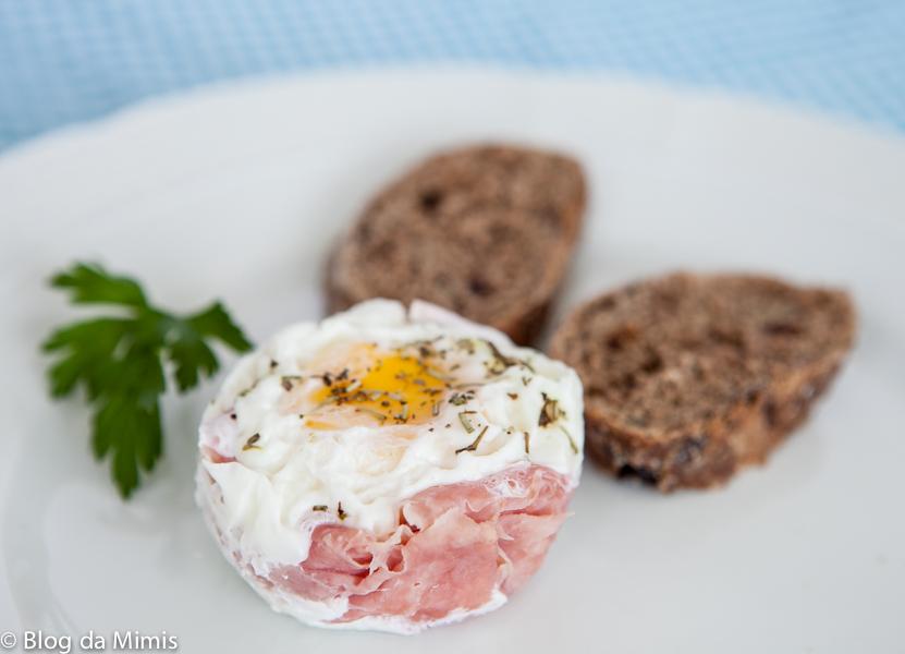 Cestinha de ovos