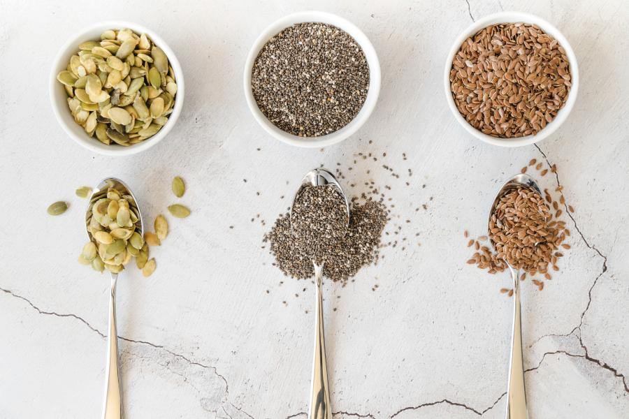 9 sementes para incluir na dieta
