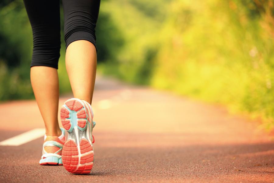 7 benefícios da caminhada para a saúde