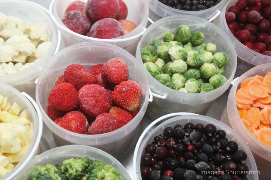 7 dicas para congelar alimentos e facilitar o seu dia a dia