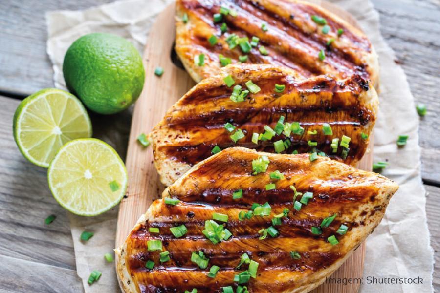 Como deixar o frango grelhado mais gostoso