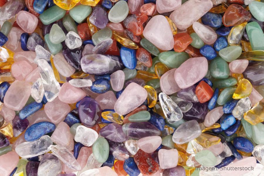 Conheça 7 pedras e cristais e suas propriedades